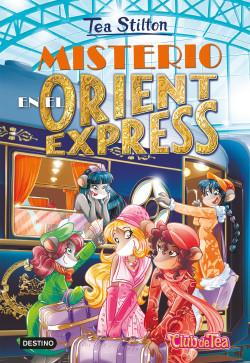 Tea Stitlon 13. Misterio en el Orient Express
