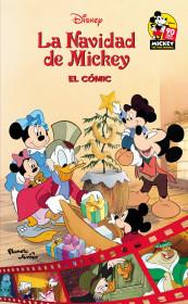 La Navidad de Mickey. Comic
