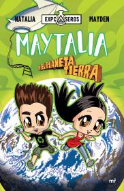 Maytalia y el planeta Tierra